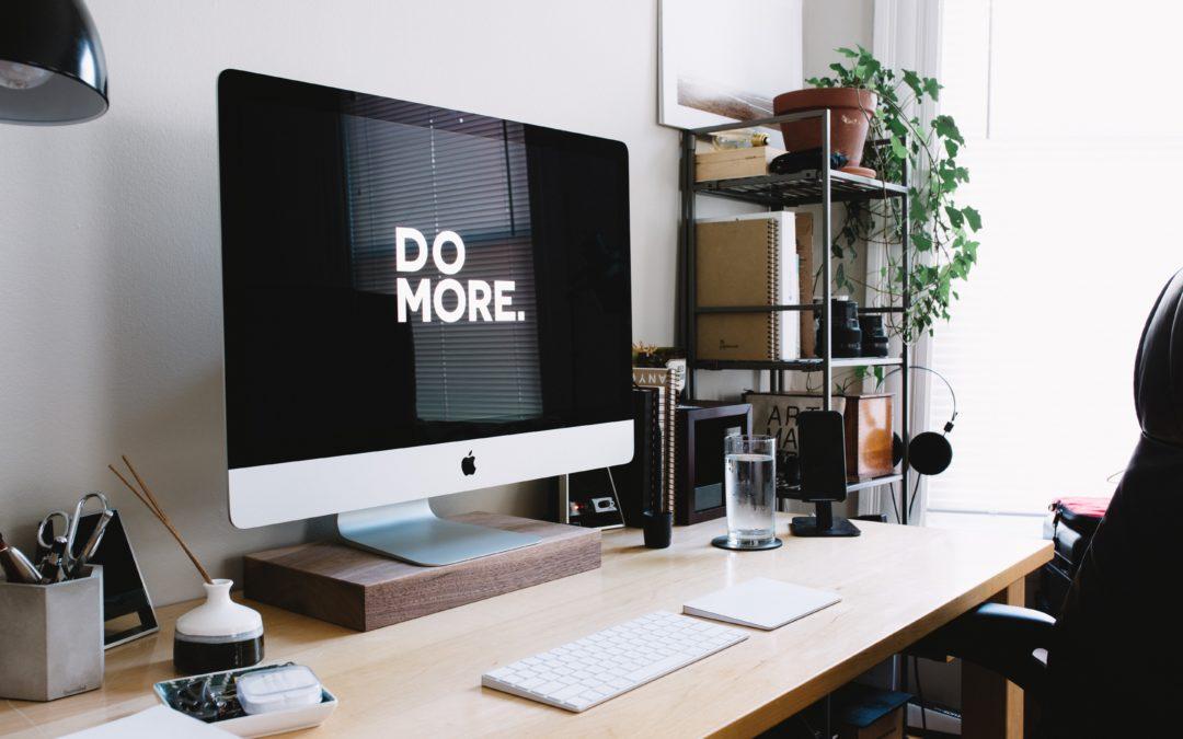 Tools & Tipps von unserem Webdesigner für die Arbeit im Home Office