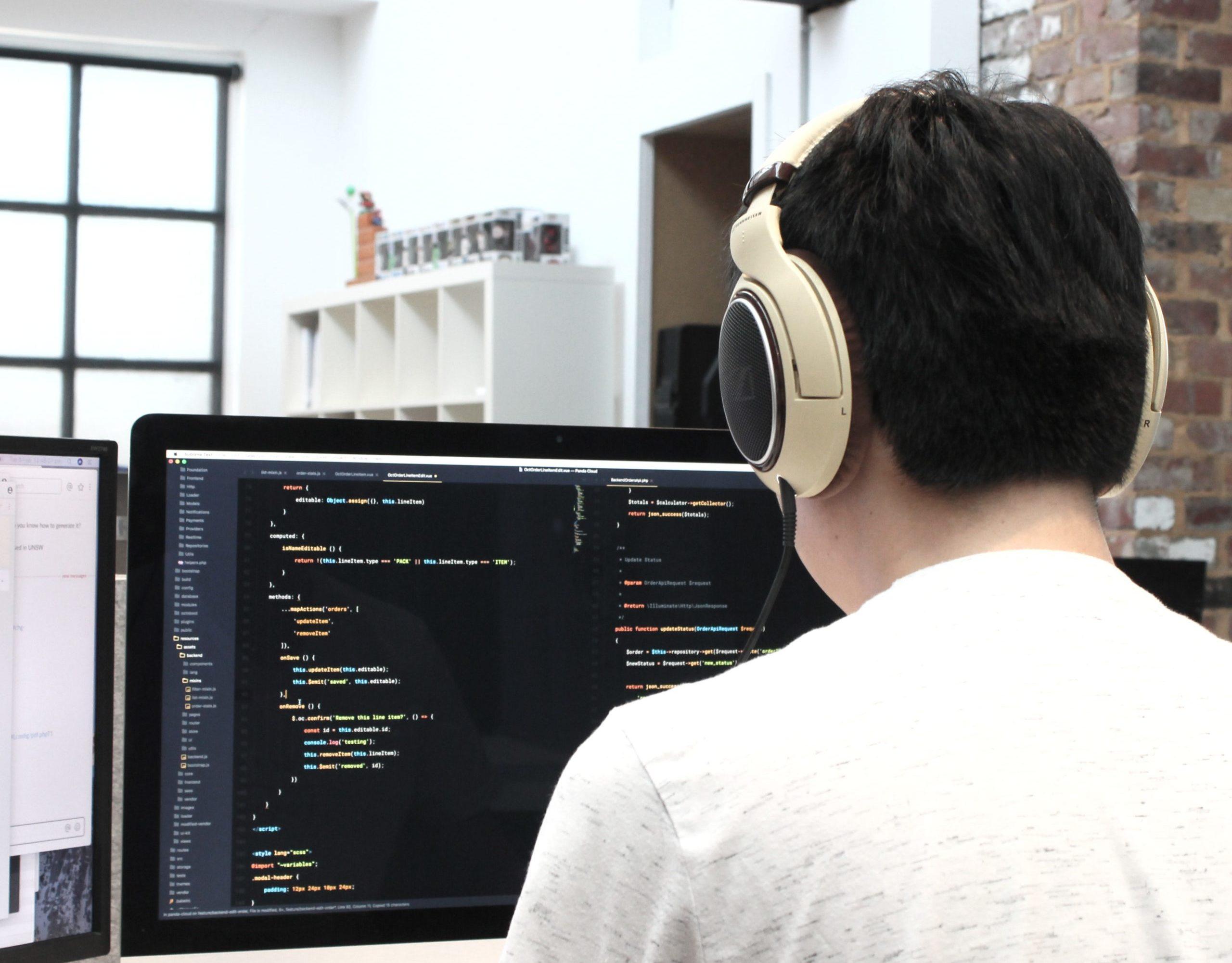 Entwickler Webdesign Agentur
