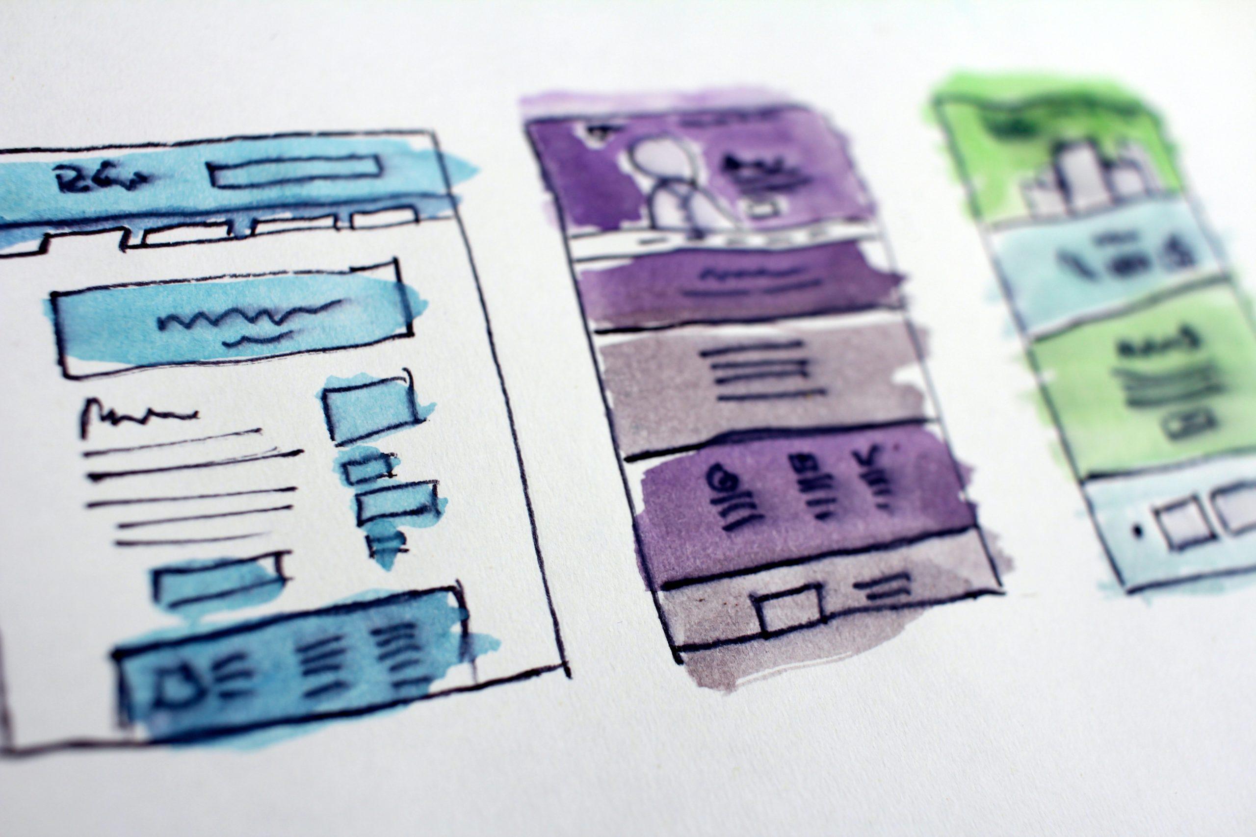 Webdesign Agentur Screendesign